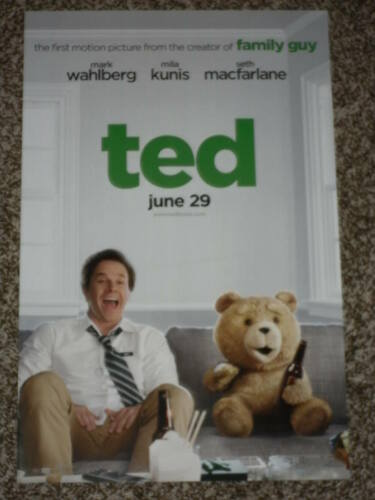 TED 11x17 PROMO MOVIE POSTER