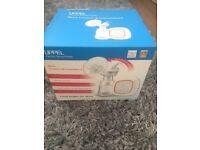 Brand new breast pump unused