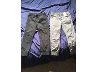 Boys TU trousers size 6years