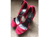 New look never worn heels £6