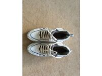 Men's Henselite Tiger Quality Lawn Bowling Shoes size 8
