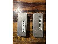 Pair Guitar Input Signal Buffers