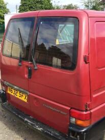 Vw t4 transporter rear doors