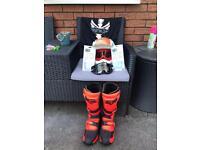 Motocross clothing