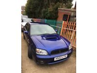 subaru legacy twin turbo manual b4 spares/repair