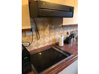 Belling hob and extractor