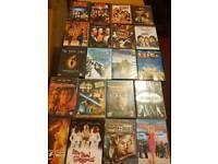 20 DVD'S
