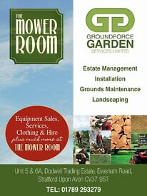 Garden maintenance,Estate Management, Sales, Service, Hire, Grass cutting, Fencing and Landscaping.
