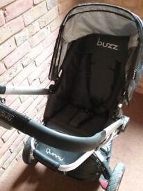 Quinny Buzz, Pram, Puschair, Car seat - 3 in 1