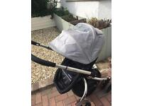Mothercare Spin pram (similar to the Orb)