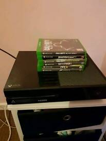 Xbox one with games swap for ps4