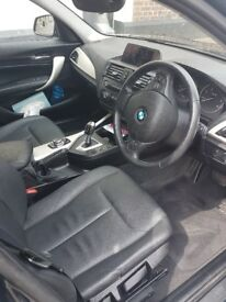BMW 1 SERIES for sale. Full service history and very nice car in great condition. 51000 miles