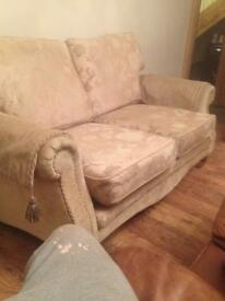 George street Furnishers sofa and chairs