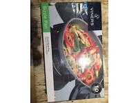 NEW Viners sizzle pan