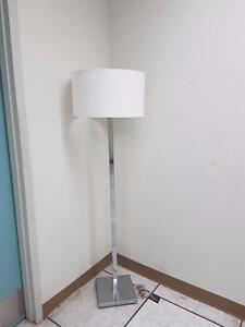 Big Sale! Floor Lamps;Lighting, We've Got Lamps, Different Types of Shades, Gold/Chrome Base Finishes/Best Prices!