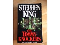 """The Tommy-knockers"" by Stephen King"