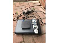 Sky HD+ Multiroom with remote