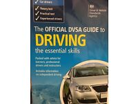 The official DVSA driving guide and highway code books and hazard perception CD/DVD