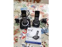 BT3530 DIGITAL CORDLESS PHONE