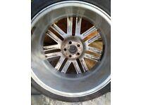 Kahn 22 inch alloy wheels