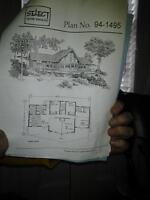 building plans for select homes