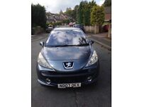 2007 Peugeot 207 1.6 Hdi 90 Sport £1800 ONO (Absolute bargain) MOT'd No advisories LOW TAX £30 Yr