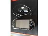 psp 1000 console good condition