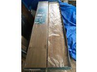 Laminate flooring - Wickes Venezia Oak - unused left over from decorating