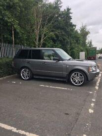 Range Rover HSE auto 3.6l diesel