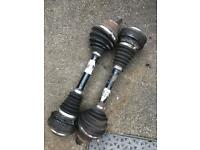Vw golf mk5 drive shafts