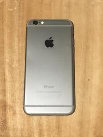 iPhone 6 16gb O2, tesco gifgaf Mint Condition