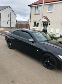 Bmw e92 320 diesel coupe