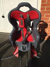 B one childs bicycle chair with connectors