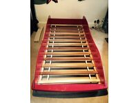 SINGLE CAR BED FRAME FOR SALE - EXCELLENT CONDITION - SUIT BOY OR GIRL - EASY ASSEMBLE