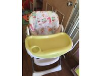 Mama's and Papas High Chair