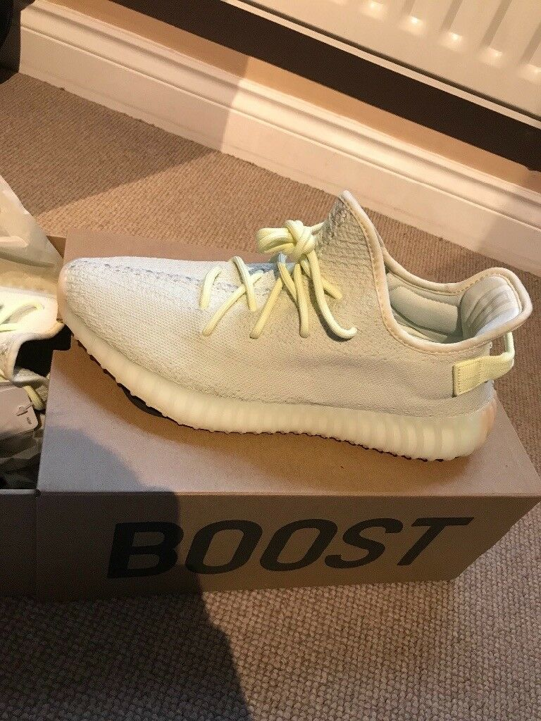 c5fcc8ca6 Yeezy 350 V2 Butters Size Uk10