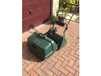 Atco Commodore Petrol Cylinder Lawnmower