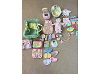 Baby Stella doll and accessories