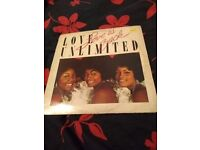 Love Unlimited Love is back album