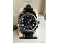 Longines Heritage 1935 Limited Edition Automatic Pilot's Watch - UNWORN Boxed