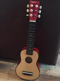 Children's mini guitar musical instrument toy