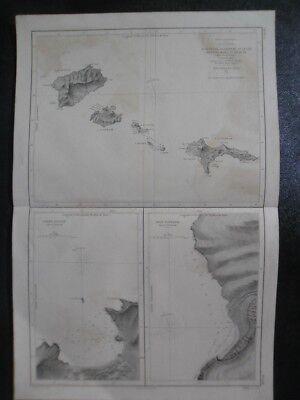 Map islands cap vert (Cabo verde). Ponta du Sol, Mindelo, Ribeira Brava
