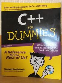 Book-C++ for Dummes