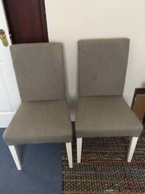 IKEA Henriksdal Chair x2