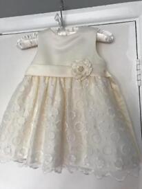 Christening / flower girl dress aged 18 months