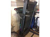 V-Fit Folding Treadmill