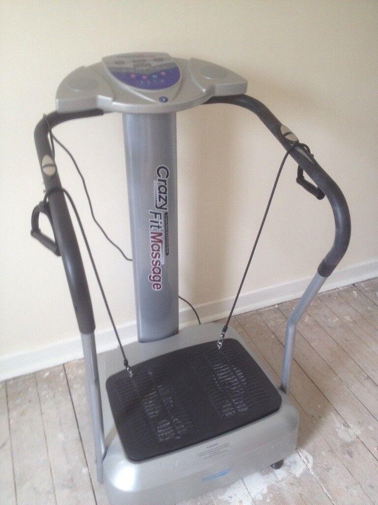 Crazy fit massage machine
