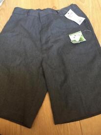 Boys school shorts b