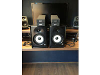 RCF AYRA 6 Nearfield Active Studio Monitors