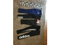 6x Ladies Leggings, Either Brand new or Named